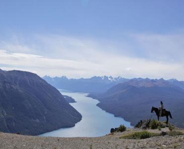 Canadian Horse Riding Adventure at Chilko Lake